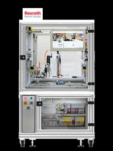 Das Modul Feder-Montage der Firma Bosch Rexroth