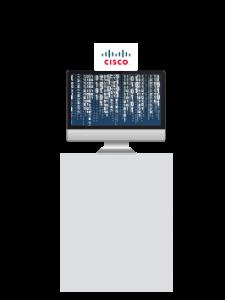 Die IT Infrastruktur von CISCO