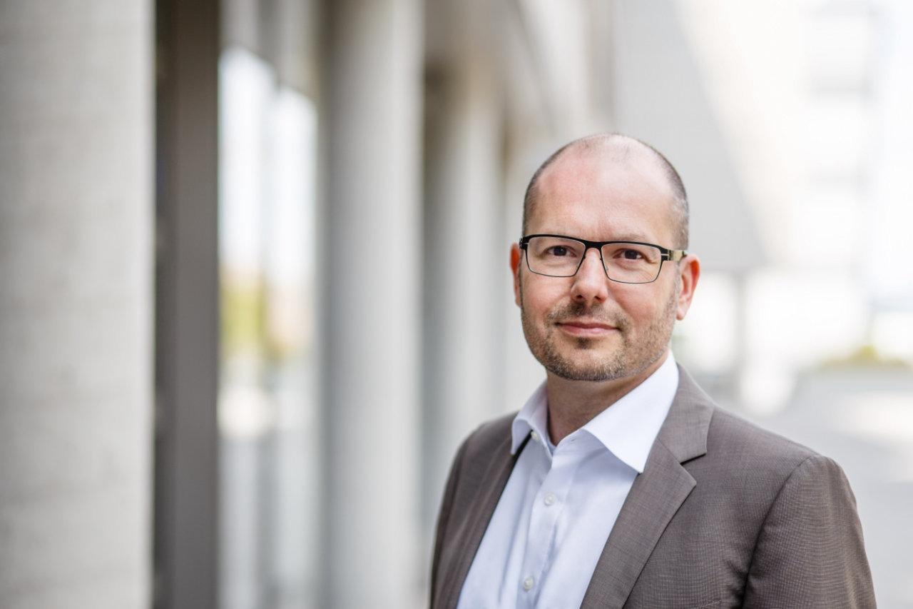 Prof. Dr. Martin Ruskowski Foto: SmartFactoryKL/Florian Mohr