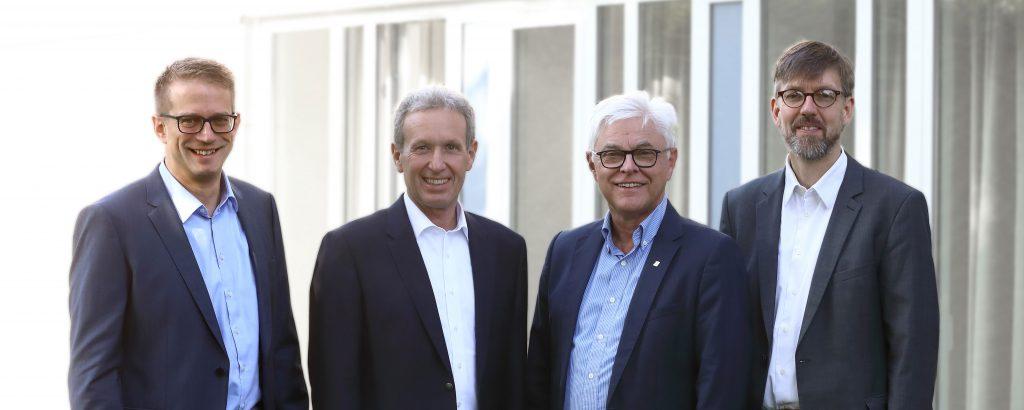 Der Vorstand der SmartFactoryKL