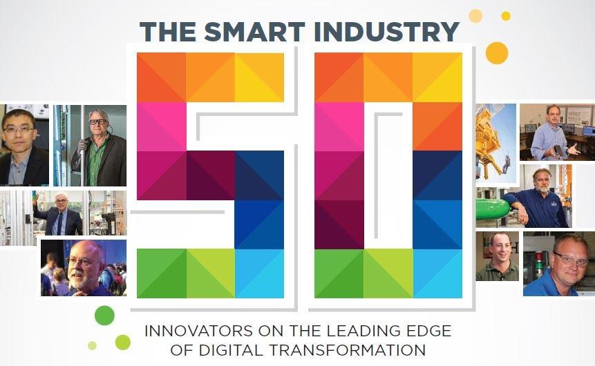 Prof. Zühlke von Smart Industry als TOP 50 Innovator für Digitale Transformation ausgezeichnet