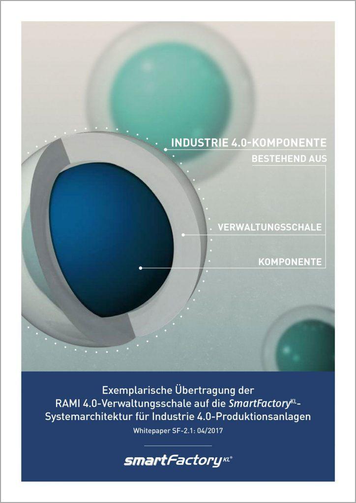 Cover des WhitePapers zur Verwaltungsschale