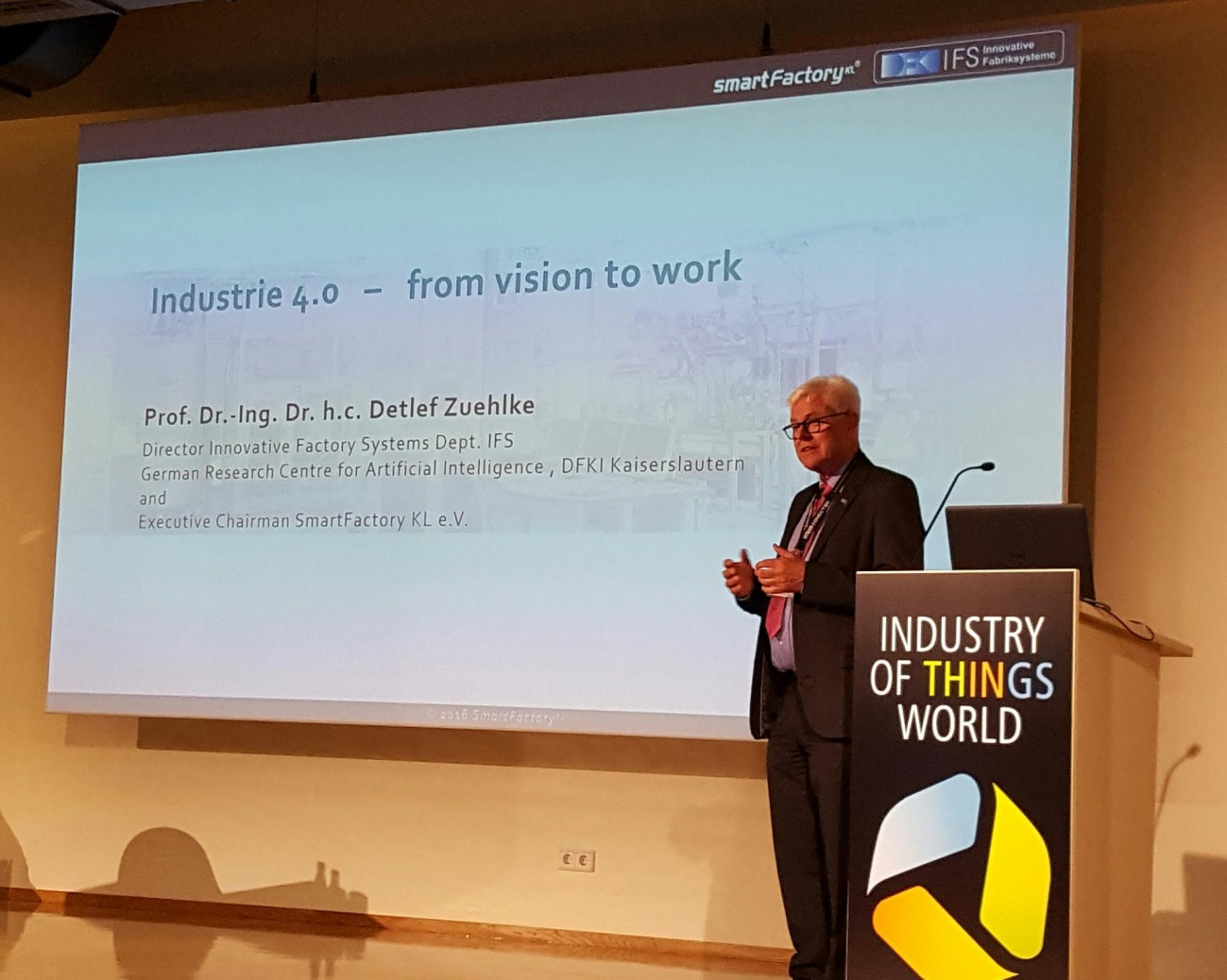 2. Industry of Things World Conference in Berlin