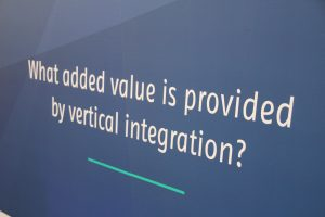 Mehrwert der vertikalen Integration. Foto: Julian Hörndlein
