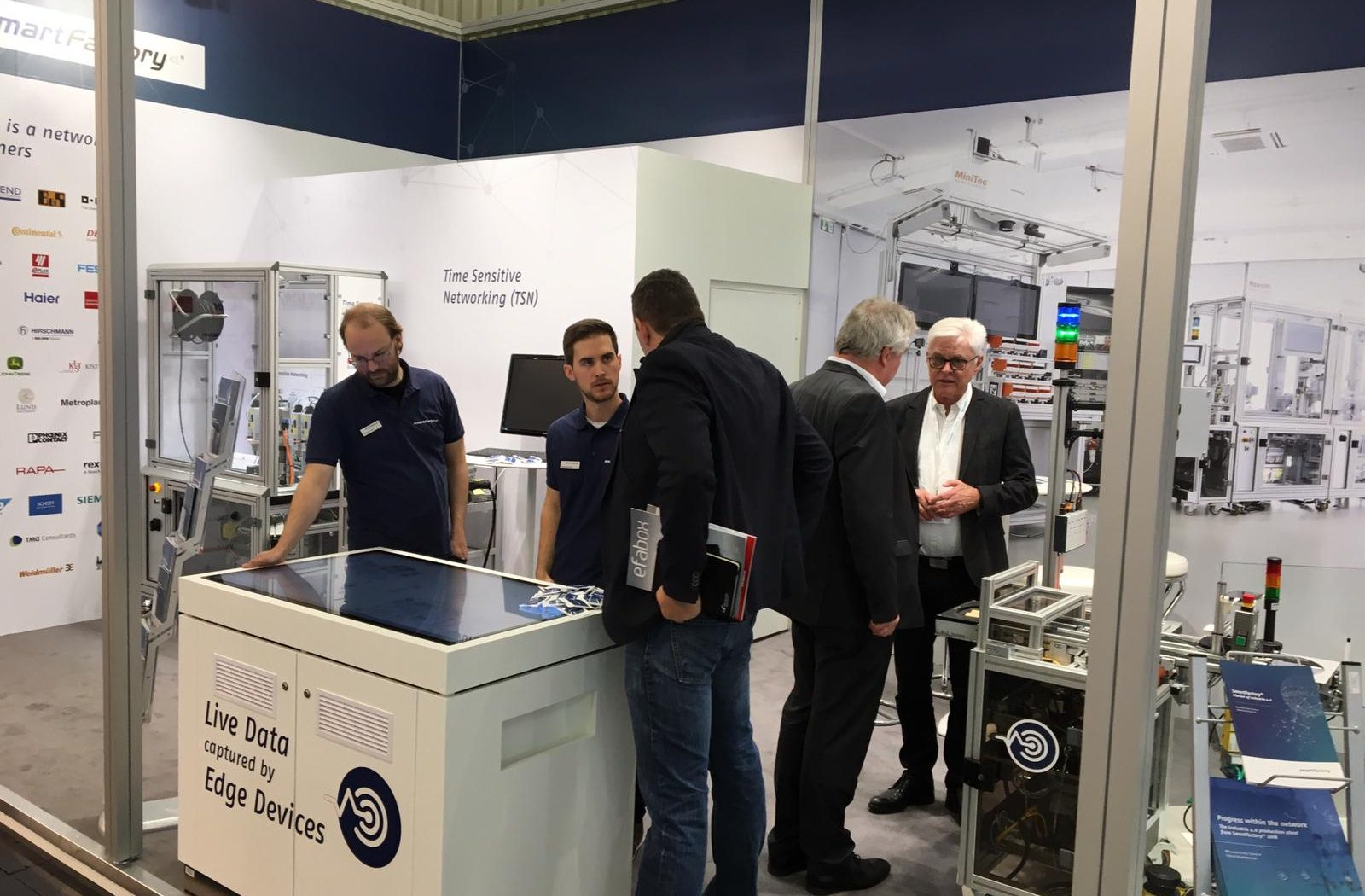 Focus on 5G at SPS IPC Drives
