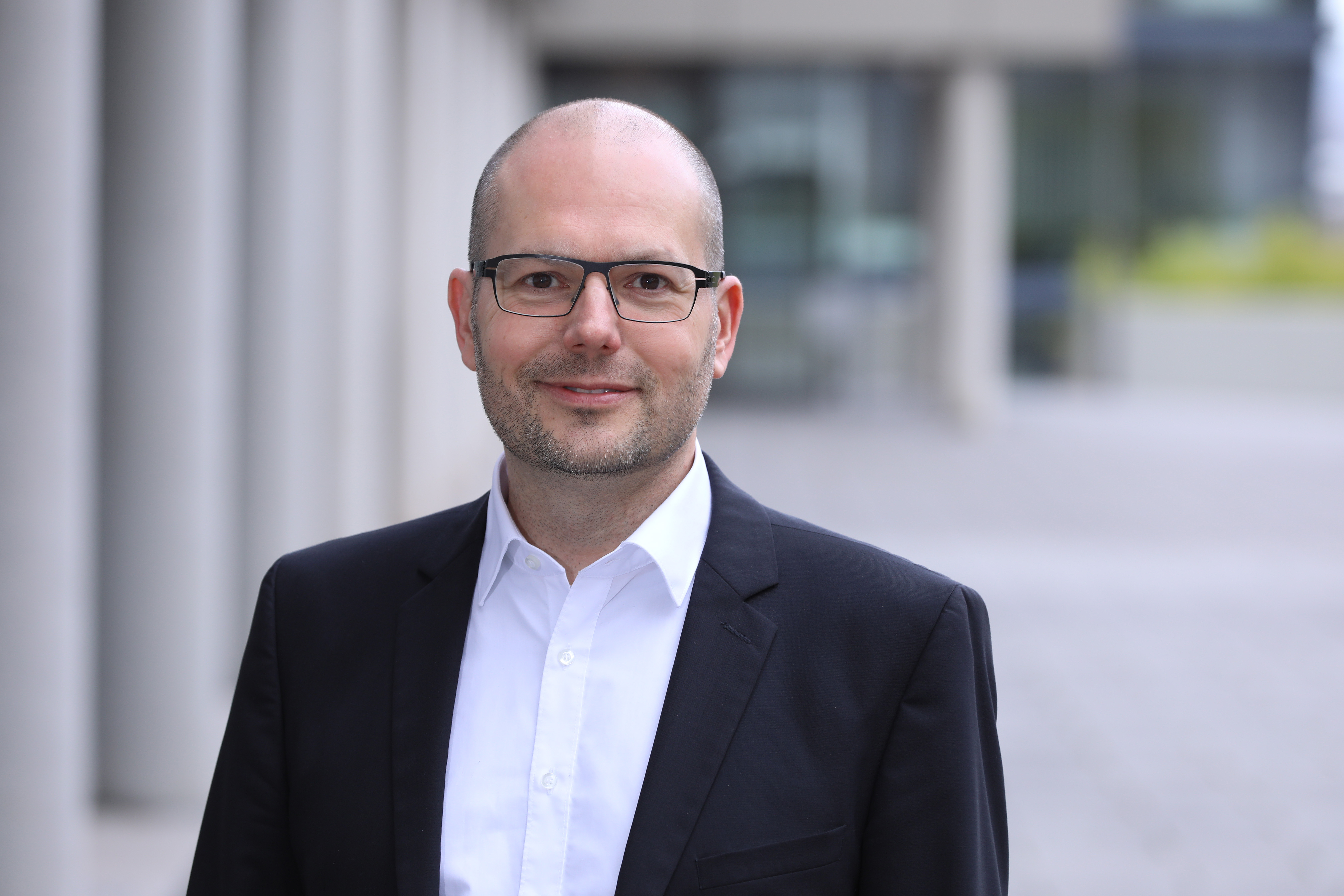 Prof. Dr. Martin Ruskowski. Bild: A. Sell