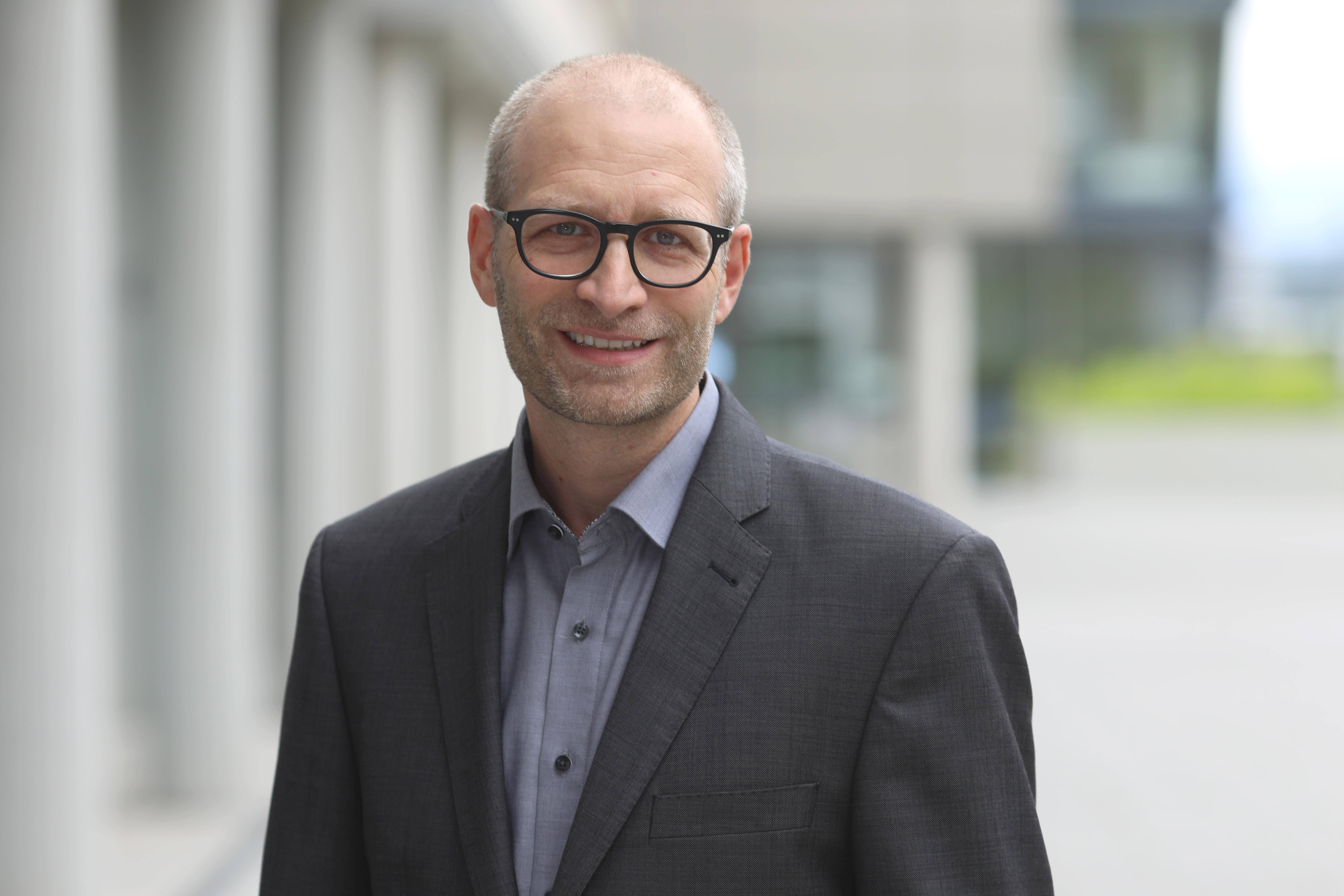 Stephan Hamm, Leiter Industrietransfer. ©SmartFactoryKL