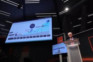 HM19 live: 1. Industrial Pioneers Summit mit Keynote von SmartFactory-KL-Chef Zühlke