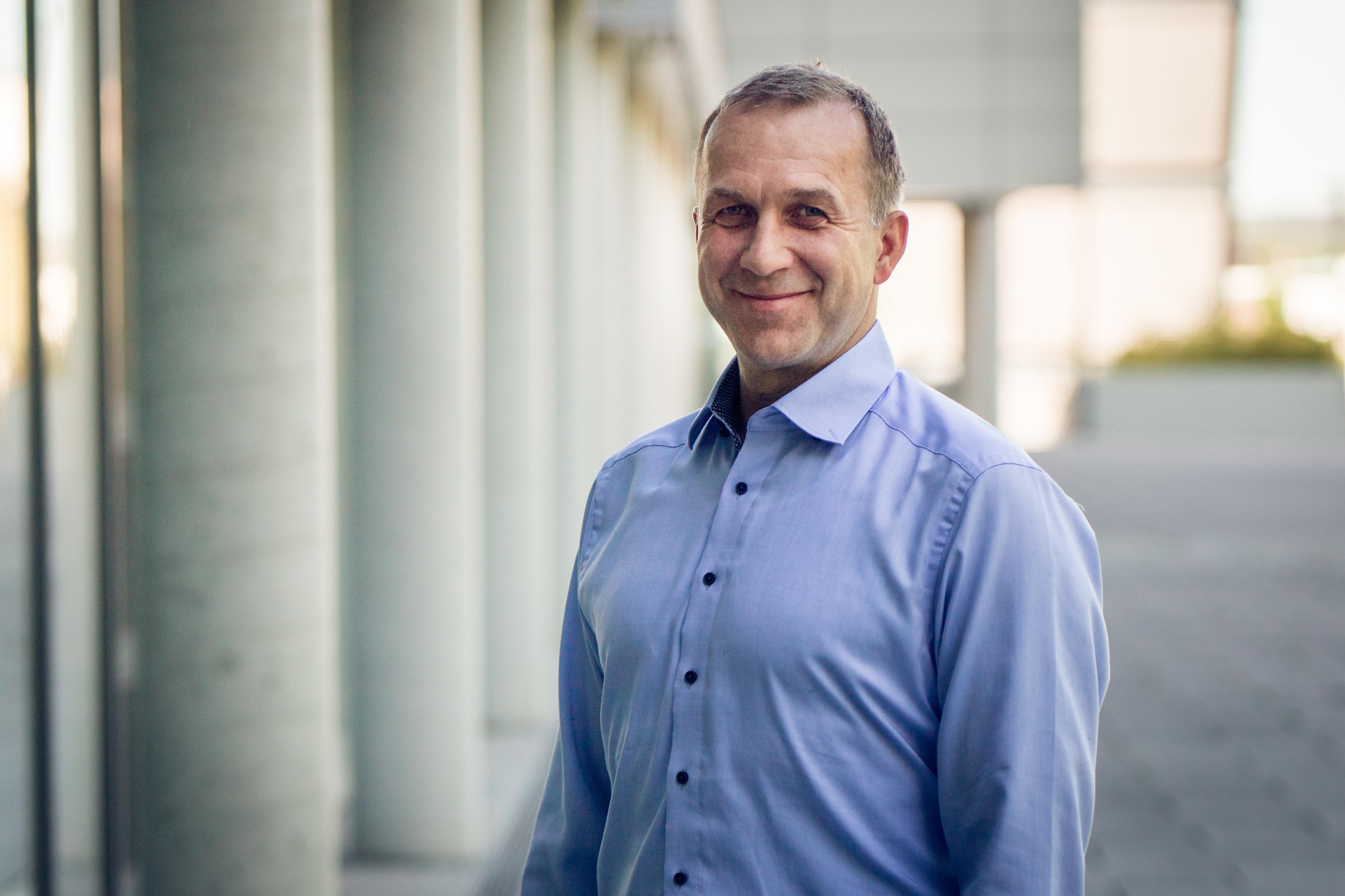 Dr. Ingo Herbst, Leiter Kommunikation und Pressesprecher©SmartFactoryKL