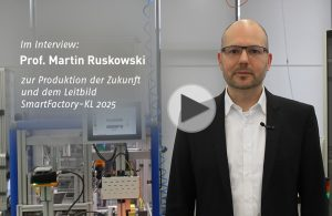 Interview: Prof. Ruskowski on autonomous production