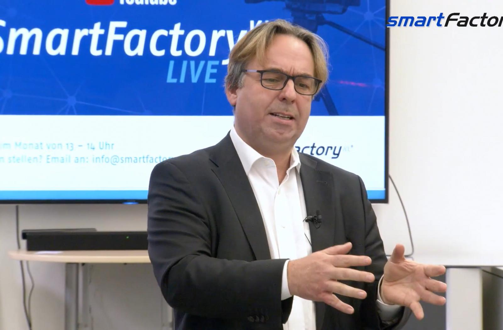 """""""Warum ist GAIA-X wichtig für die deutsche Industrie?"""" erklärt Hartmut Rauen (VDMA)"""