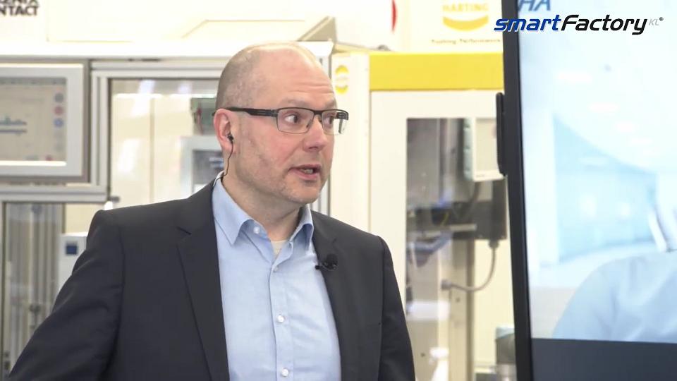 """""""Industrie 4.0 ist noch nie an die technologische Entwicklung angepasst worden!"""" Prof. M. Ruskowski"""