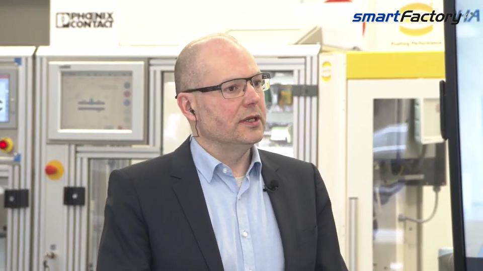 """""""Multiagentensysteme werden die Produktionsplanung übernehmen!"""" sagt Prof. Martin Ruskowski, DFKI"""
