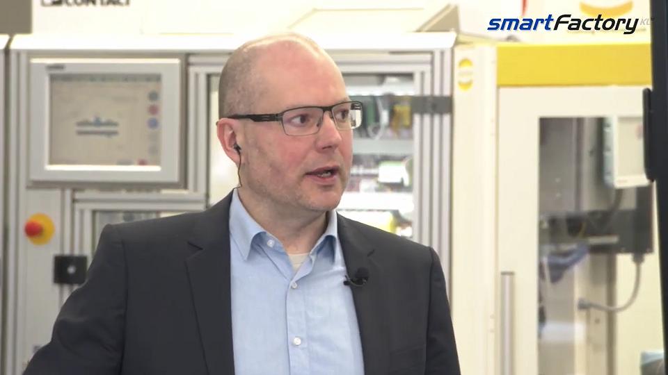 Production Bots werden die gesamte Produktion verändern! Prof. Martin Ruskowski, SmartFactory-KL
