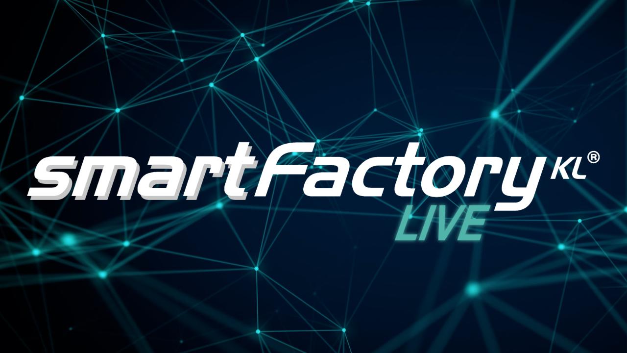 Wir feiern ein Jahr SmartFactory-KL LIVE